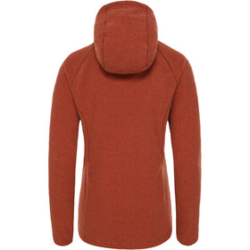 The North Face Mezzaluna Jakke Damer, picante red stripe